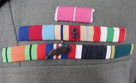Maj Doublet ribbons